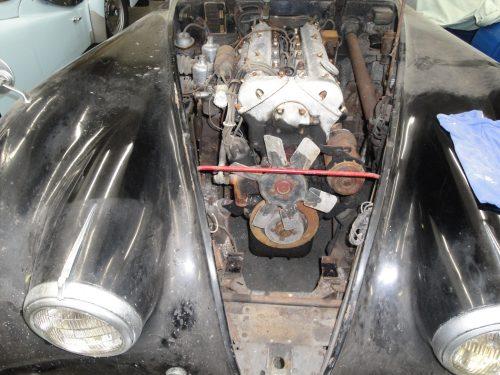 1953 Jaguar XK120 DHC