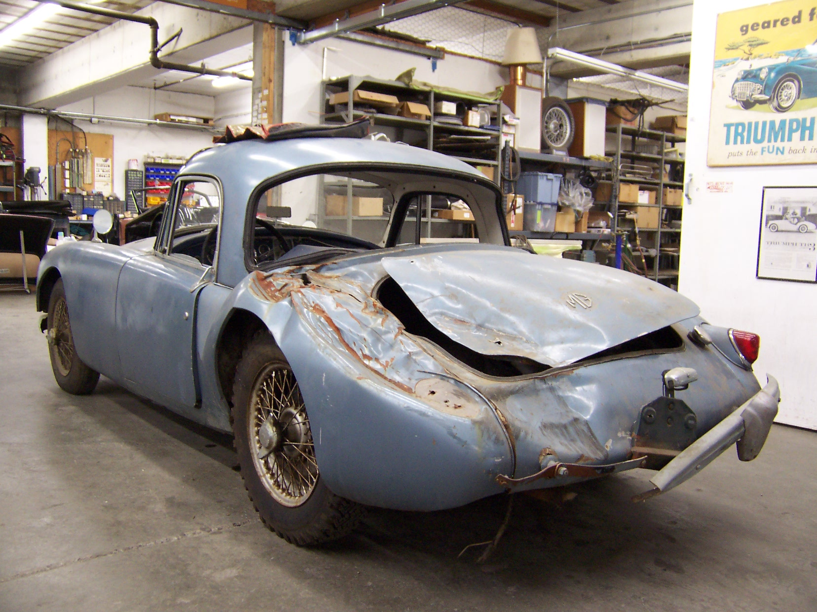 MGA Coupe « Britsport of Seattle